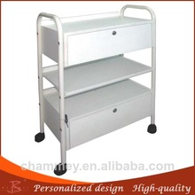 wood leisure massage cosmetic cart wood hospital cosmetic carts price