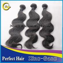 Shedding free unprocessed malaysian tresses hair