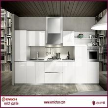 Beech Wooden mid century modern kitchen corner cabinet hinges small kitchen design