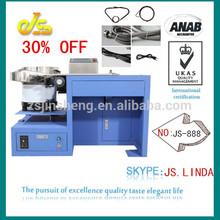 2014 Hot sell JS-888 fully automatic el wire glasses Nylon winding binding tying machine