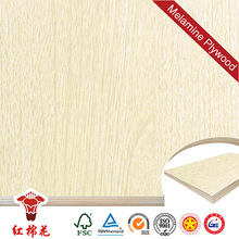 Short cycle tego film tropical wood core plywood china construction material from china Red Kapok
