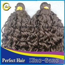 no shedding loose curly brazilian hair virgin blonde