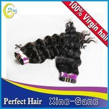 Exellent quality hair large stock virgin peruvian virgin human victoria secrets product