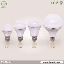 Super Bright 7w Led Bulb E26 E27 A60 B22 t10 led bulb load resistor