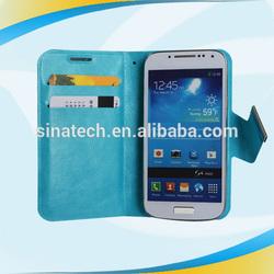New Model leather flip case for lg optimus l3 e400