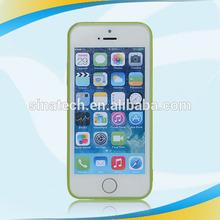 hot sale folio for iphone 5 smart plastic case