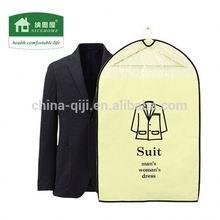 2014 hot sell custom wedding dress garment bag for storage