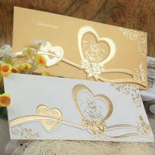 Prompt response box wedding favor jeweled