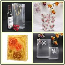 Fancy retial package biodegradable organza tea bag