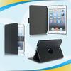 Cheaper price latest leopard print design for ipad mini tablets pu flip leather case