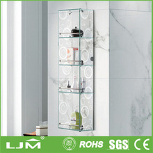 lovely and nice with good quality ceiling standing metal spice rack