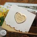 lindo cartão de casamento convite artesanal distribuidor