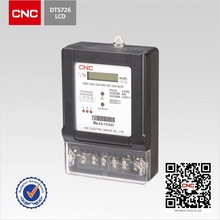 Quality guarantee DDS226,DTS726 three phase energy meter connection