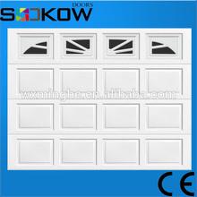 folding up garage door sectional exterior design