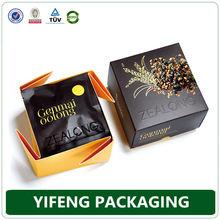 Various size high-grade color printing cartridges folding tea box wholesales