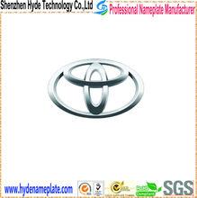 custom ABS car badge logo car logos with names toyota logo emblem