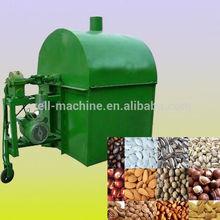 Newest hot sale peanut/sunflower/almond roasting machine