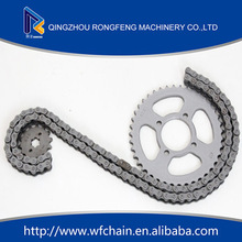 roller chain and sprocket kits for honda unicorn