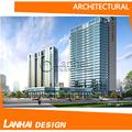 Modernes de conception de maison 150 mètres haute- lieu de construction maison plan architectural