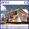 CE/CCC/ISO Toughened Decorative Glass Wall Panel