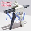 Best 3M 50ml dental gun supplier dental silicon applicator denture reline applicator plastic denture reline applicator