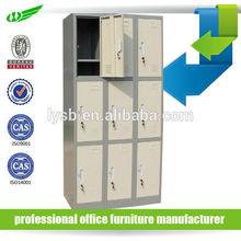multi-drawers new design folding metal luxury shoe cabinet
