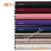 Hot selling e cigarettes battery ego c twist oem service free