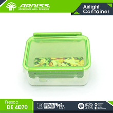 Arniss hot sale cooker eco friendly transparent lunch box containers