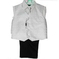 Fashionable latest korean style fashion child waistcoat