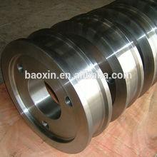 steel crane wheels