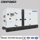 125 kva generator price deuta TCA engine electrical generator 50/60hz