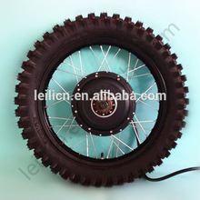 motorcycle wheel and bicycle wheel 100km/h electric bike kit 5000w mountain bike with motor