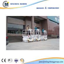 hydraulic wall mounted lift platform Diesel/electric/gaslione scissor lift