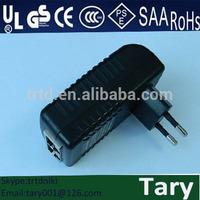 POE power adapter 24V 1A/24V 1A POE power supply/24V 1A POE power adapter