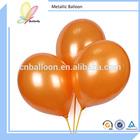 "2014 12"" 2.8g Orange Wholesale Big Latex Balloons Mylar Lucky Balloon"