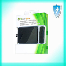 250GB Hard Drive Disk HDD Set for Xbox 360 Slim(with USB Transfer Cable)