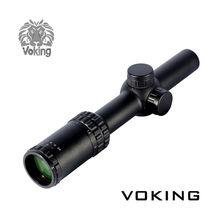 1-4X24 1/2MOA multicoated lenses duplex reticle military riflescope manufacturer hunting equipment lightweight riflescope