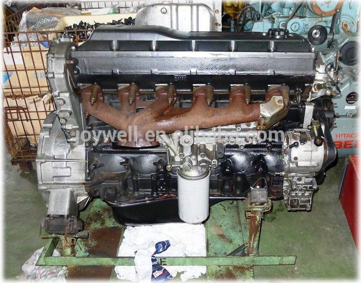 Used Diesel Engine Nissan Md92 220hp View Used Engine
