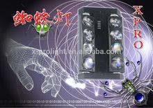 2014 NEW 8x10w full white dj light led moving head spider beam