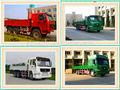 zz1257m4347w sino camiones 6x4 howo camión de carga las dimensiones