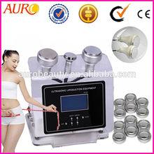 Ultrasonic liposuction beauty slimming machine for Personal beauty care AU-826