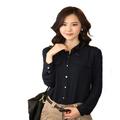 2014 uniforme escritório projetos para blusas das mulheres