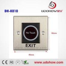 12V automatic infrared sensor switch for access control (DH-K810)