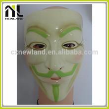 Customized Design Hot Sale latex old man mask
