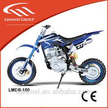Off road dirt bike 150cc dirt bike with CE kick starter