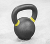 Colorful Health Cast Iron Kettlebells crossfit