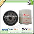 filtro de aceite de china proveedor z217 para toyota
