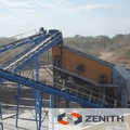 Alta eficiência mineração peneira vibratória para venda, com grande capacidade
