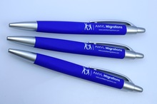Retractable Executive Ballpoint Pens With Logo