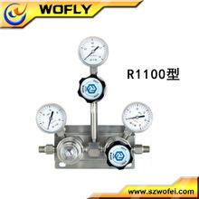 Semi- automatico a due- Fase aria regolatore di pressione